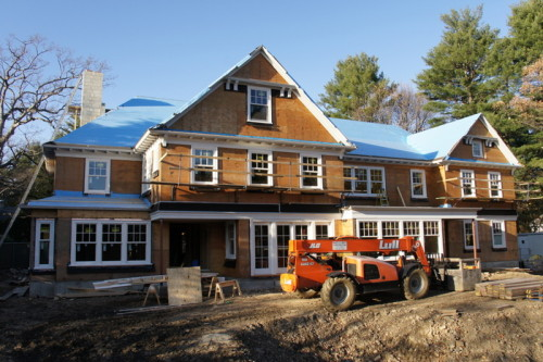 Wellesley New Construction