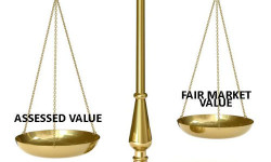 Massachusetts Assessed Home Value VS Fair Market Value.