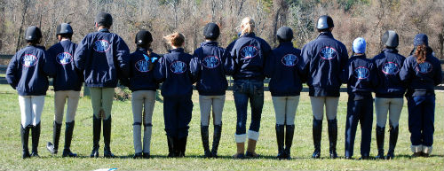 Saddle Rowe IEA Team