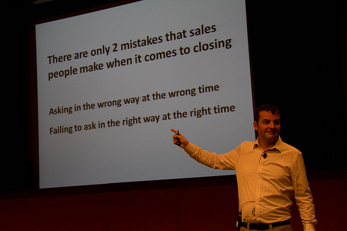 Not Many Agents Have Attended Formal Sales Training.