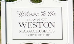 Weston Massachusetts 2013 Real Estate Report.