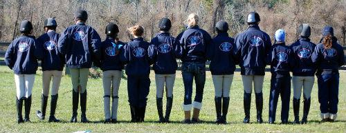 Saddle Rowe IEA Team